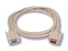 Monitor Cable, SVGA HD15 M/F / 10 FT