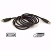 USB 2.0 Extension Cable, 480MBPS  A Male To A Female /  6 FT