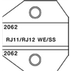 1300/8000 Series RJ11/RJ12, 2,4,6 We/SS Die Set