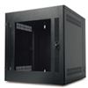 NetShelter 13U Wall Mount Enclosure, Glass Door