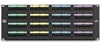 Extreme Cat 6 110 Style Patch Panel, 96 Port