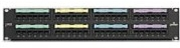 Extreme Cat 6 110 Style Patch Panel, 48 Port